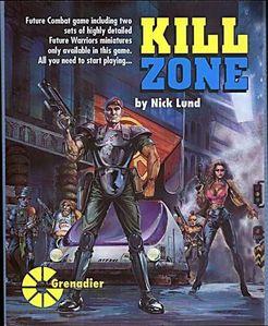 Future Warriors: Kill Zone