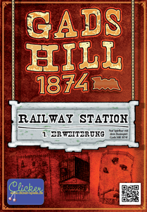 Gads Hill 1874: 1. Expansion – Railway Station