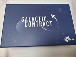 Galactic Contract: A Strategic Resource Management Game