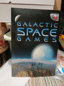 Galactic Space Games