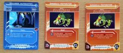 Galactic Strike Force: Promo Cards
