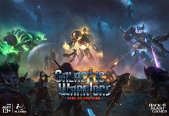Galactic Warriors: Fate of Ophidian