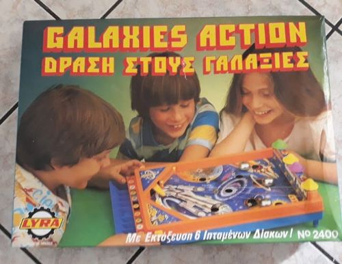 Galaxies Action