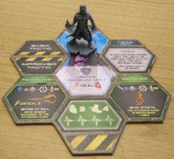 Galaxy Defenders Agent: Niobium