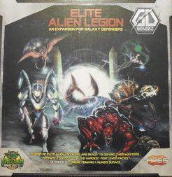 Galaxy Defenders: Elite Alien Legion