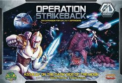 Galaxy Defenders: Operation Strikeback