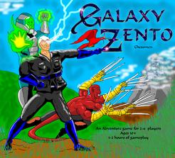Galaxy Zento: Chessmen