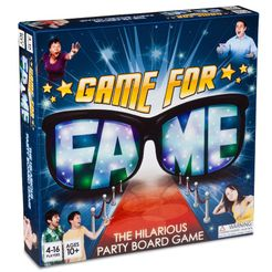 Game for Fame