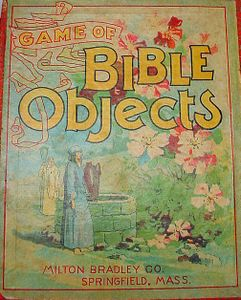Game of Bible Objects