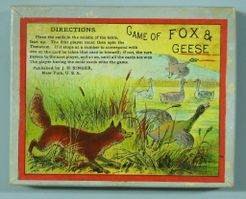 Game of Fox & Geese