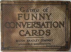 Game of Funny Conversation Cards