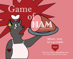 Game of HAM: Adult Set