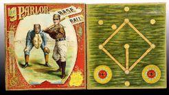 Game of Parlor Baseball