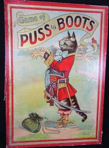 Game of Puss in Boots