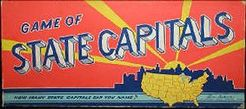 Game of State Capitals