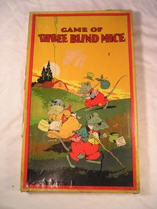 Game of Three Blind Mice