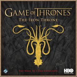 Game of Thrones: The Iron Throne – The Wars to Come