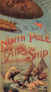 Game of To The North Pole by Airship