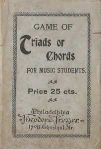 Game of Triads or Chords