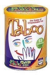 Game Tasters: Taboo