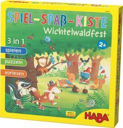Games n' Fun: Forest Feastival