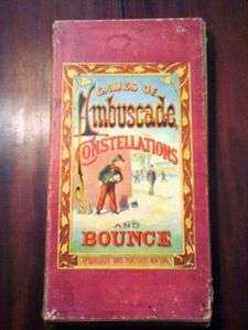Games of Ambuscade, Constellation and Bounce