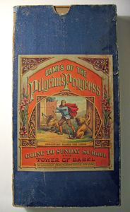Games of the Pilgrim's Progress, Going to Sunday School and Tower of Babel