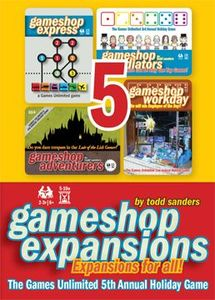 Gameshop Expansions