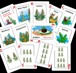 Ganja Card Game
