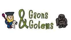 Gaons & Golems