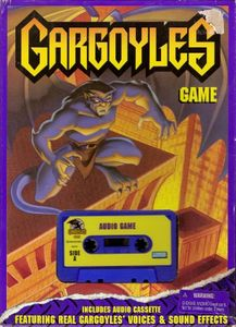Gargoyles Audio Cassette Game