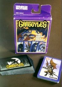 Gargoyles Stone Warriors Battle Card Game
