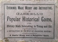 Gaskell's Popular Historical Game