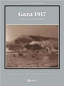 Gaza 1917: Gateway to Jerusalem