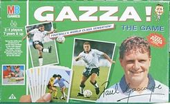 Gazza! The Game