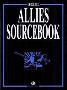 Gear Krieg Allies Sourcebook