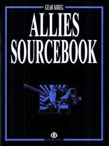 Gear Krieg Allies Sourcebook