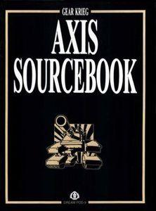 Gear Krieg Axis Sourcebook