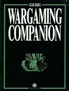 Gear Krieg Wargaming Companion