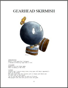 Gearhead Skirmish