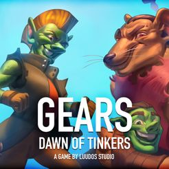 Gears: The Deck-builder