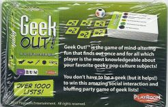 Geek Out! Promo Pack