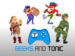Geeks and Tonic