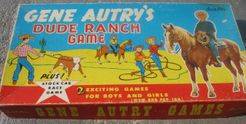 Gene Autry's Dude Ranch game
