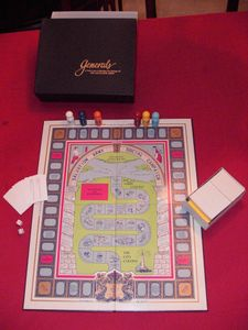 Generals: A trivia Game celebrating the heritage of The Salvation Army