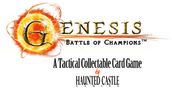 Genesis: Battle of Champions – Tactical Collectible Card Game