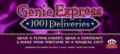 Genie Express: 1001 Deliveries