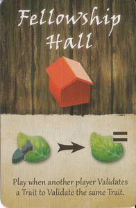Genotype: Fellowship Hall Promo Cards