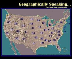 Geographically Speaking