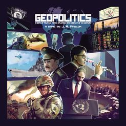 Geopolitics Boardgame